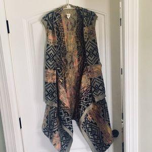 Sweaters - Fall Vest